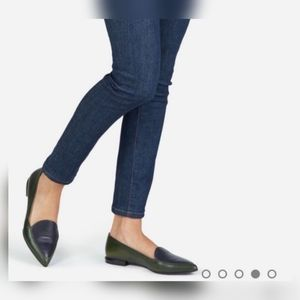 Everlane The modern point flat shoes